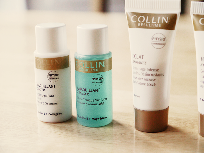 collin resultime mini facial kit 2