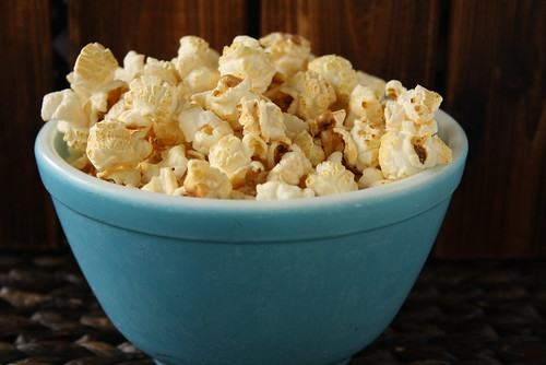 Product Review: G.H. Cretors Popped Corn