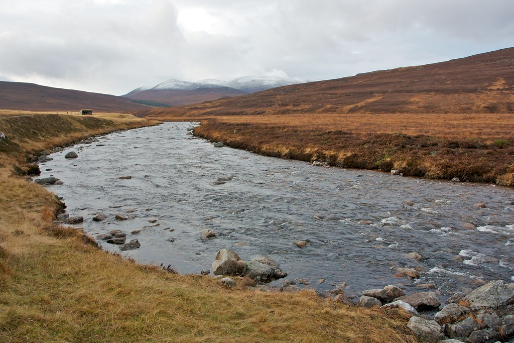 Cairngorms and the Dee