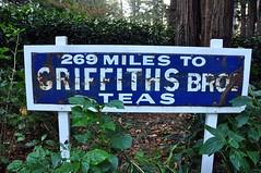 Griffiths Bros Teas