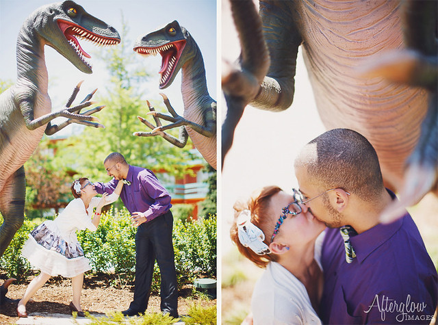Love among the dinosaurs