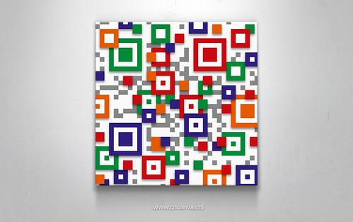 Color Code QR Code design
