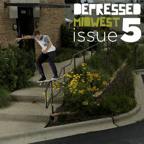 Depressed Midwest Issue 5