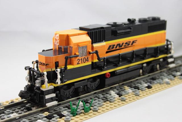 BNSF GP38-2 (Heritage III)