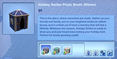 Holiday Smiles Photo Booth (Winter)