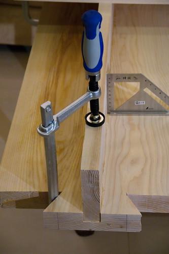 木工 板凳 20121118_5