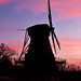 Fabyan Windmill Sunset