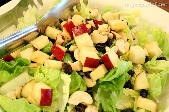 Garden Salad Regular P180 Family P340