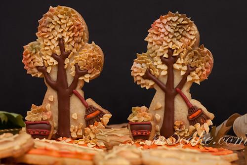Fall tree-m5cake 9
