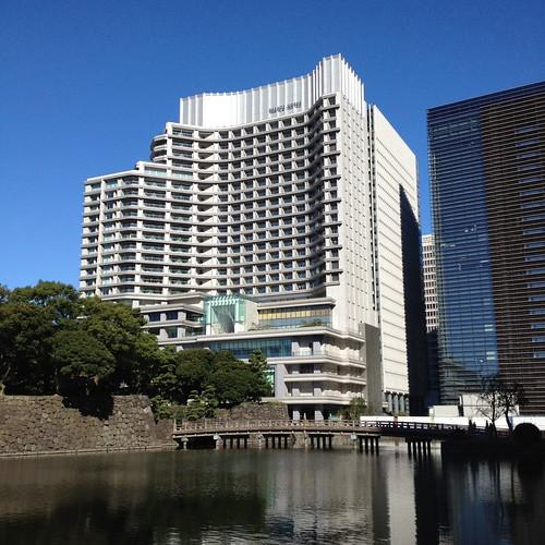 パレスホテル by haruhiko_iyota