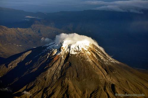 colombia nevado volcán tolima