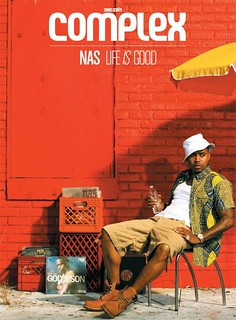 complex nas life is good