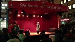 Bochums Oberbürgermeisterin Dr. Ottilie Scholz eröffnet den Bochumer Weihnachtsmarkt 2012