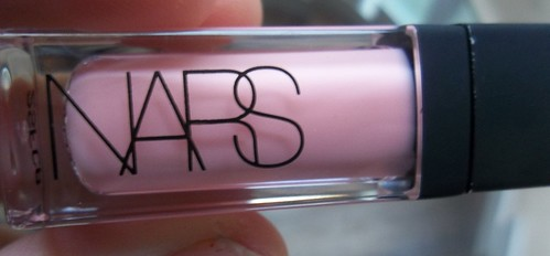 Gloss Teinte Blue Movie - Kiss Set - NARS X Andy Warhol