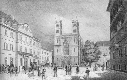 Die neue Friedrichs-Werdersche Kirche