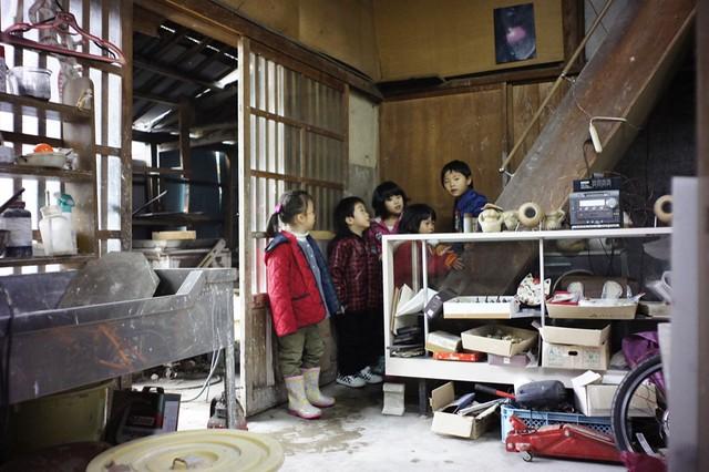 イーハ陶房バザー2012