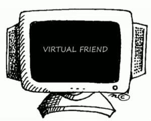 Amistad virtual