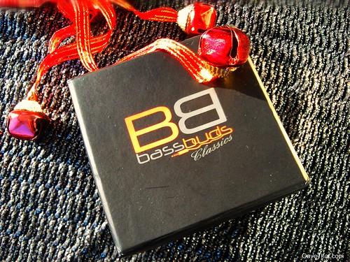BassBuds Classic headphones