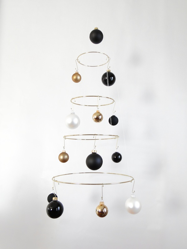 Modern Conceptual Xmas Tree Tutorial 029