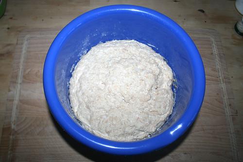 28 - Aufgegangener Teig /  Raised dough