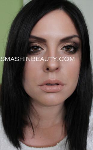 Kim Kardashian Khroma Beauty Makeup 2012