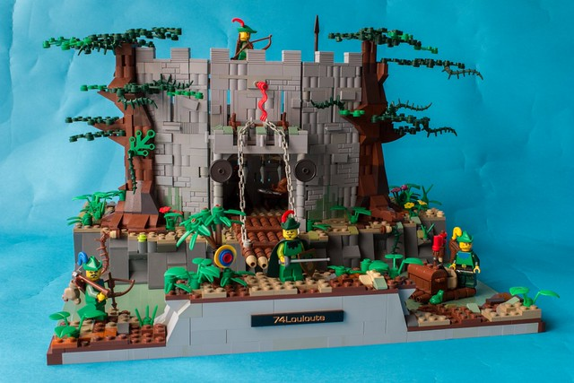 6077 Forestmen's River Fortress Redux