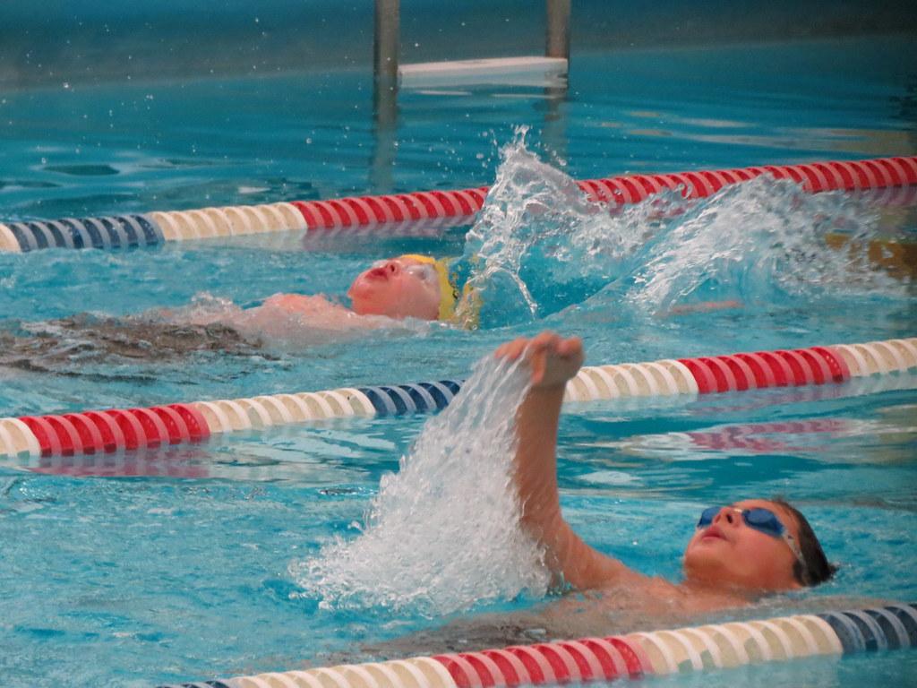 Swim Meets 2012