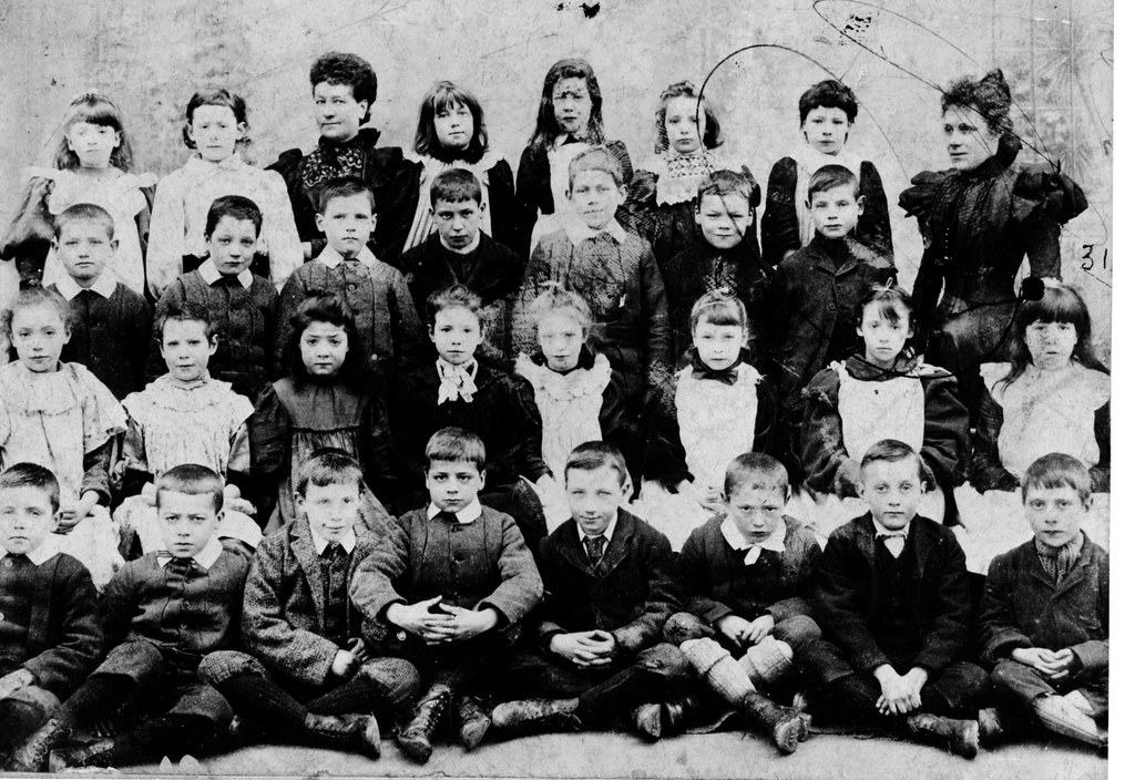 Stockbridge Primary School date unknown1