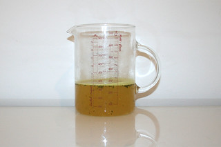 05 - Zutat Gemüsebrühe / Ingredient vegetable stock