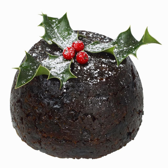 Traditional Christmas Pudding - Recipe For The Best Xmas Pud