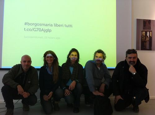 urban center rovereto - presentazione progetto #borgosmaria