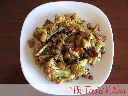 Cauliflower Hash with Fried Egg04