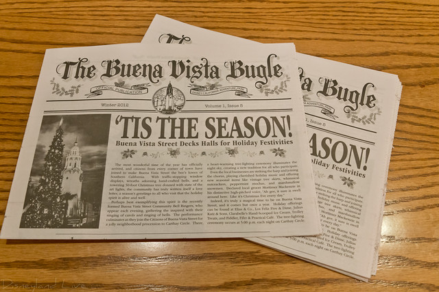 Buena Vista Bugle Holiday Edition