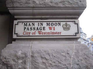 Man in the Moon, London - November, 2012