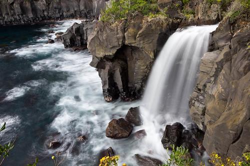 対島の滝 2012.11.28-2
