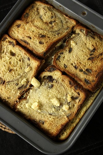 Sun-Maid Raisin Bread French Toast Bake