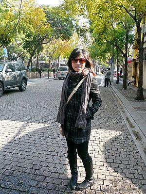 上海散步街: 桃江路、衡山路、東平路