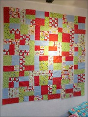 Going Snow Global quilt