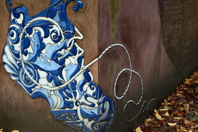 Ceramic art in the Northern Quarter