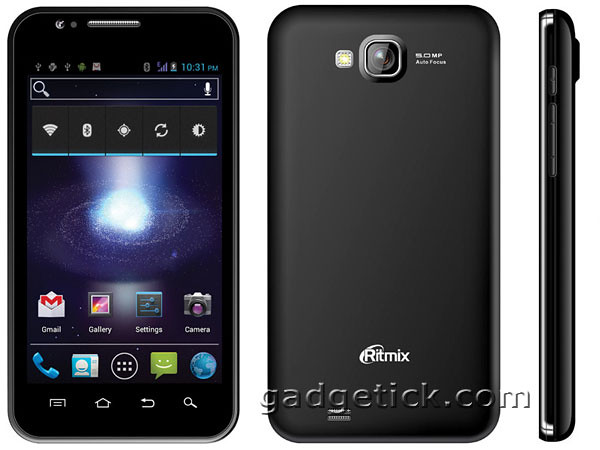 Ritmix RMP-500 на две SIM-карты