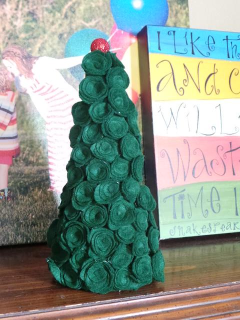 crafty little trees