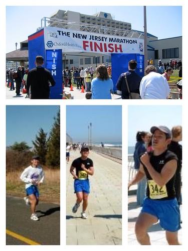 New Jersey Marathon 2005