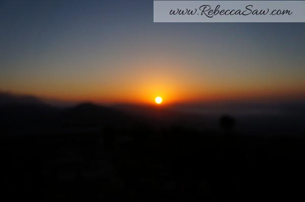 Sarangkot Nepal - sunrise pictures - rebeccasawblog-013
