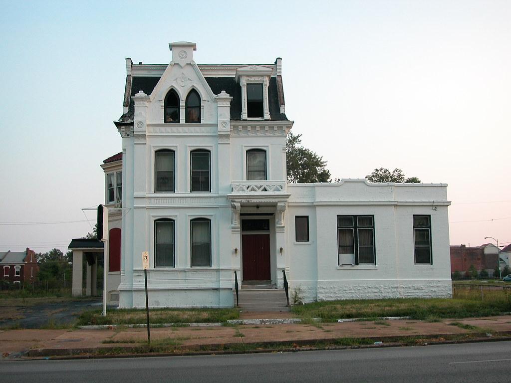 The Winkelman House on St Louis Avenue A Popular Emblem