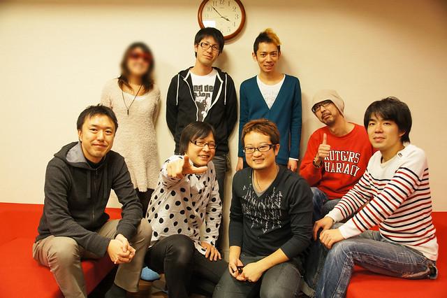 20121202川崎ブログバカ3集合写真