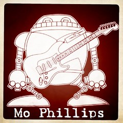 Mo Phillips Logo