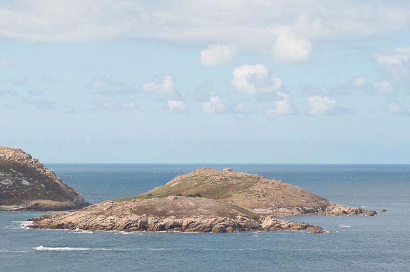 Mirador de las Islas Sisargas