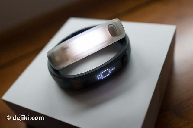 Fuelband ICE LED comparison
