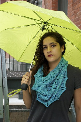 Cowl Umbrella