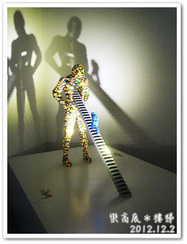 121202-樂高展─樓梯
